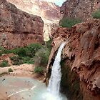 Havasu Falls by BoddyHiker