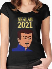 SEALAB 2021 Women's Fitted Scoop T-Shirt