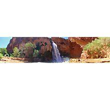 Havasu Falls Panoramic Photographic Print