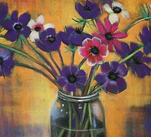 Anemones  by Luisa Holden