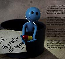 Definitely Monday - Make Them Happy by AndrewBerry