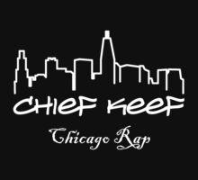 Chief Keef  by zachattacker