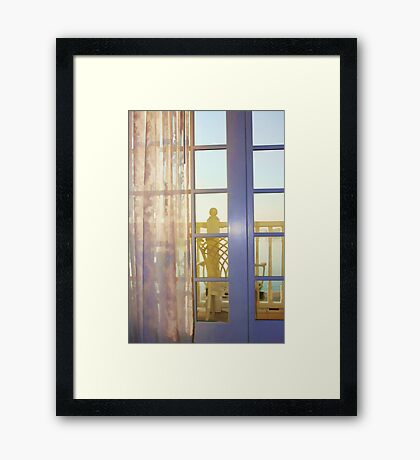 Afternoon Sunlight Framed Print