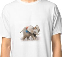 The Baby Elephant Prince Classic T-Shirt
