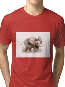 The Baby Elephant Prince Tri-blend T-Shirt