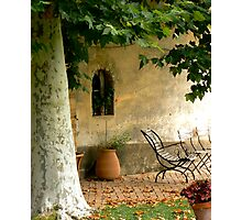 Winery House Photographic Print