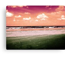 Surrealistic Seascape III Canvas Print