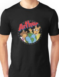 Arthur and DW Unisex T-Shirt