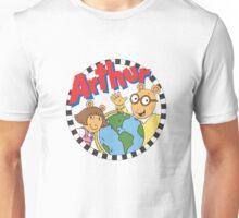 Arthur and DW Unisex T-Shirt