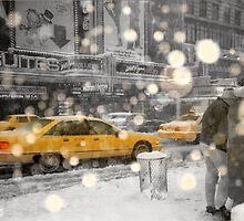 New York 93 by Sonia de Macedo-Stewart