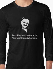 Boy meets world: Mr. Feeny  Long Sleeve T-Shirt