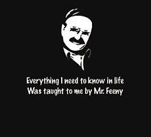 Boy meets world: Mr. Feeny  Unisex T-Shirt