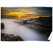 Early Morning - Cape Spear, Newfoundland Poster