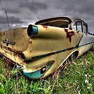 Old Car - South, Texas 2 by jphall