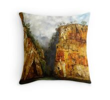katherine gorge-AUSTRALIA Throw Pillow