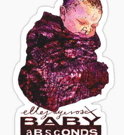 BABY aBscONDS: Avalon  Sticker