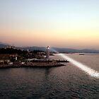 Lighthouse Beam by ksmdigiphoto