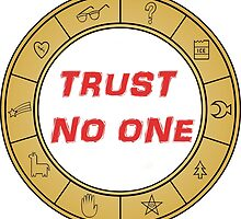 Trust No One by TradeSecrets