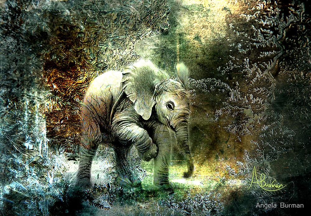 Hide And Seek by Angela  Burman