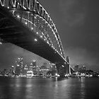 Sydney Harbour Bridge by Timo Balk