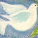 The Dove Returned... by Hilary Robinson