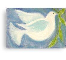 The Dove Returned... Canvas Print