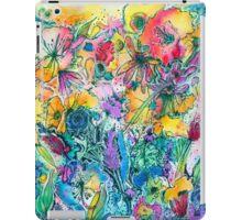 Flower Maze - Kerry Beazley iPad Case/Skin