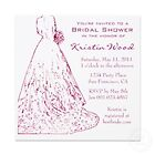 Bridal Shower Invitations by Wahlex