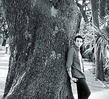 Michael on Tree by House Of Auroboros Photography