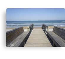 A Welcoming View Canvas Print