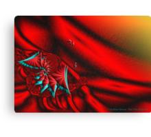 Dragons of Dawn Canvas Print