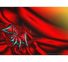 Dragons of Dawn Photographic Print