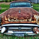 Old Buick - South Texas by jphall
