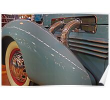 Cord Front Quarter Poster