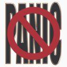 do not PANIC by dedmanshootn