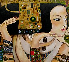 AFTER KLIMT - ISIS by Redlady