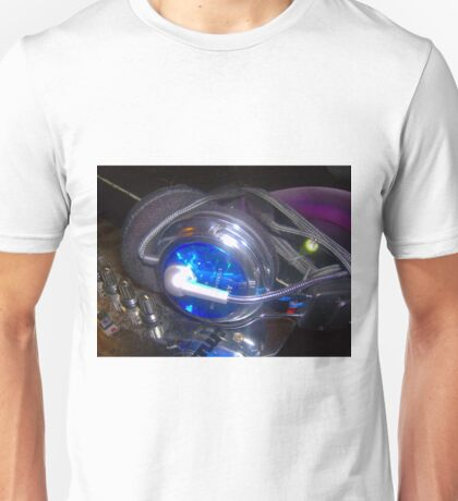 Blue dj set T-Shirt