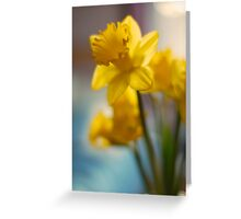 Dreaming of Spring Greeting Card