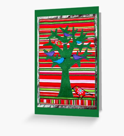 Cusp Cuspschen's 'It's A Beautiful Day' Greeting Card