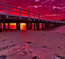 """""""Reflections On The Sand"""" by Phil Thomson IPA"""