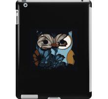 Dark Owl Wisdom iPad Case/Skin