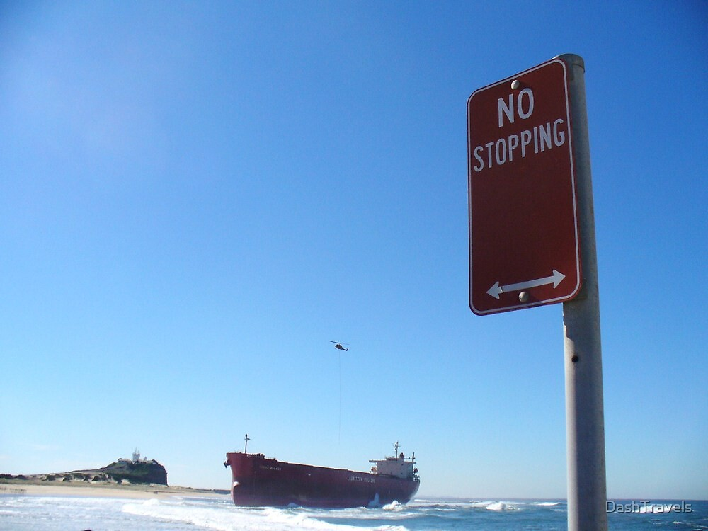 No stopping by DashTravels