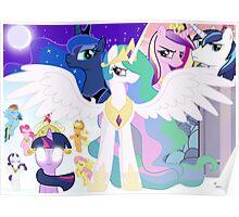 Protectors of Equestria Poster
