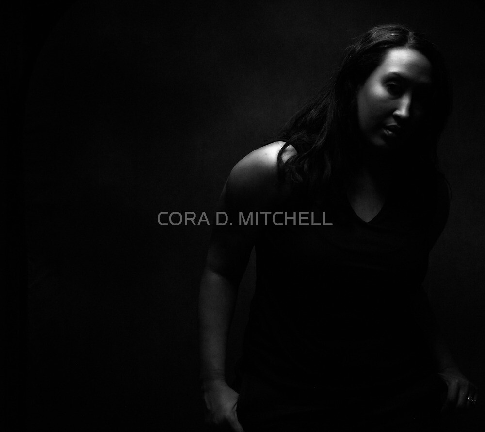 Human by CORA D. MITCHELL