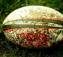 rugby by Saraina Williams