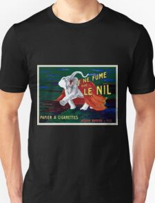 Leonetto Cappiello Affiche Papier Nil T-Shirt