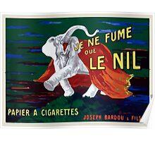 Leonetto Cappiello Affiche Papier Nil Poster