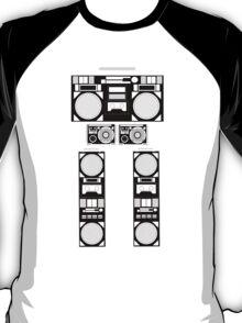 radio robot T-Shirt
