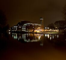 The Royal Shakespeare Theater by yampy