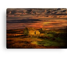 The Dales. Canvas Print